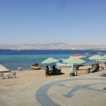 north beach aqaba, red sea jordan