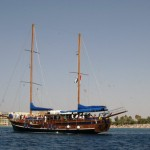 boat cruise red sea aqaba
