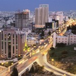 Amman downtown jordan
