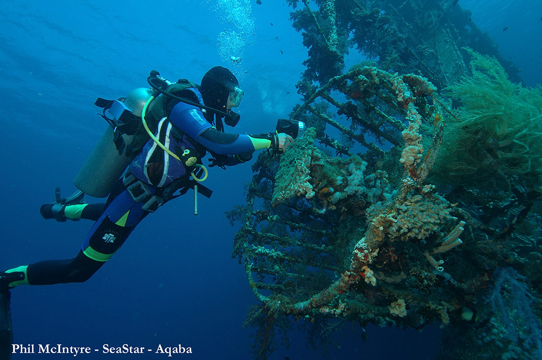 Red Sea, Aqaba, Cedr Pride