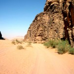 Jeep tour in Wadi Rum Jordan