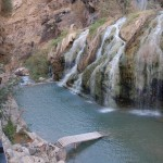 natural pool ma'in hot springs jordan