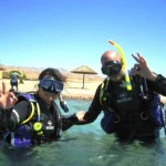 shore diving aqaba red sea