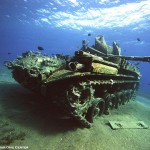 Red Sea, Aqaba, M42 Duster