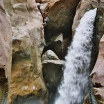 wadi mujib waterfall siq trail