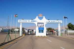 welcome to jordan aqaba border