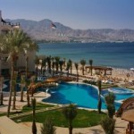 Intercontinental hotel aqaba exterior