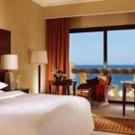 Intercontinental hotel standard room sea view aqaba