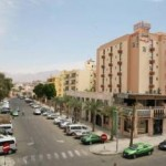 Raed Hotel and Suites aqaba exterior
