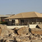 azraq lodge extrior