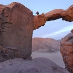 Burdha Bridge, Wadi Rum