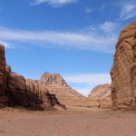 barragh canyon wadi rum