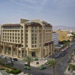 double tree by hilton hotel aqaba exterior