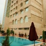imperial palace hotel amman exterior