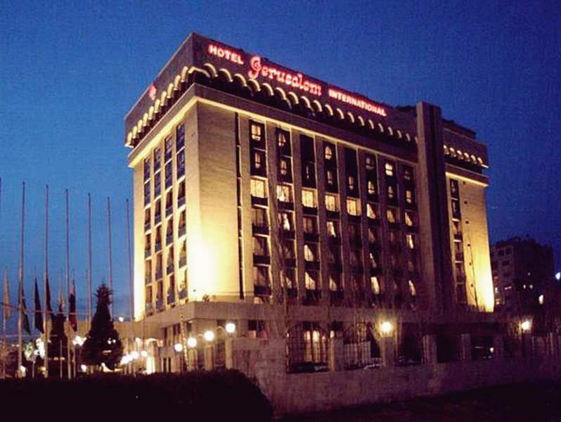 Jerusalem International Hotel Amman Exterior