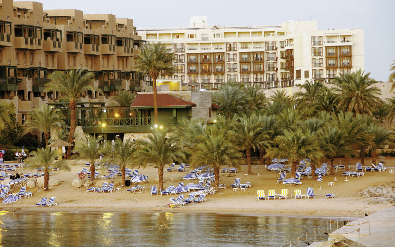 movenpick resort and residence aqaba exterior