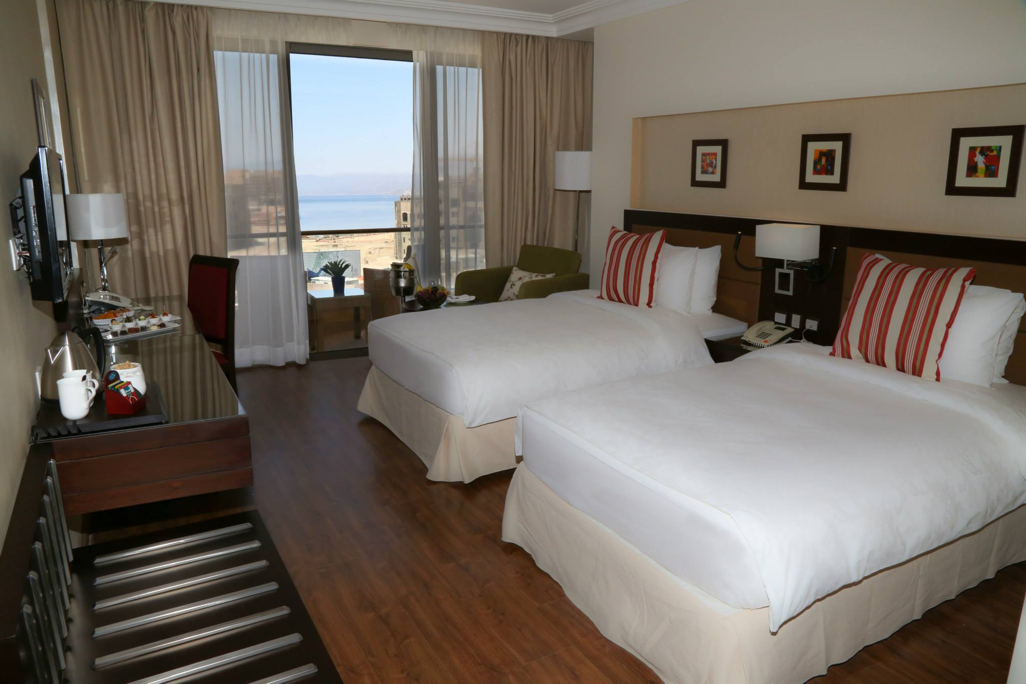 sea view room oryx city hotel aqaba