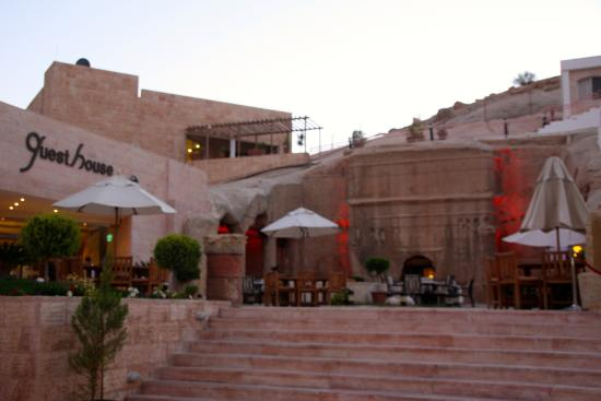petra guest house hotel exterior