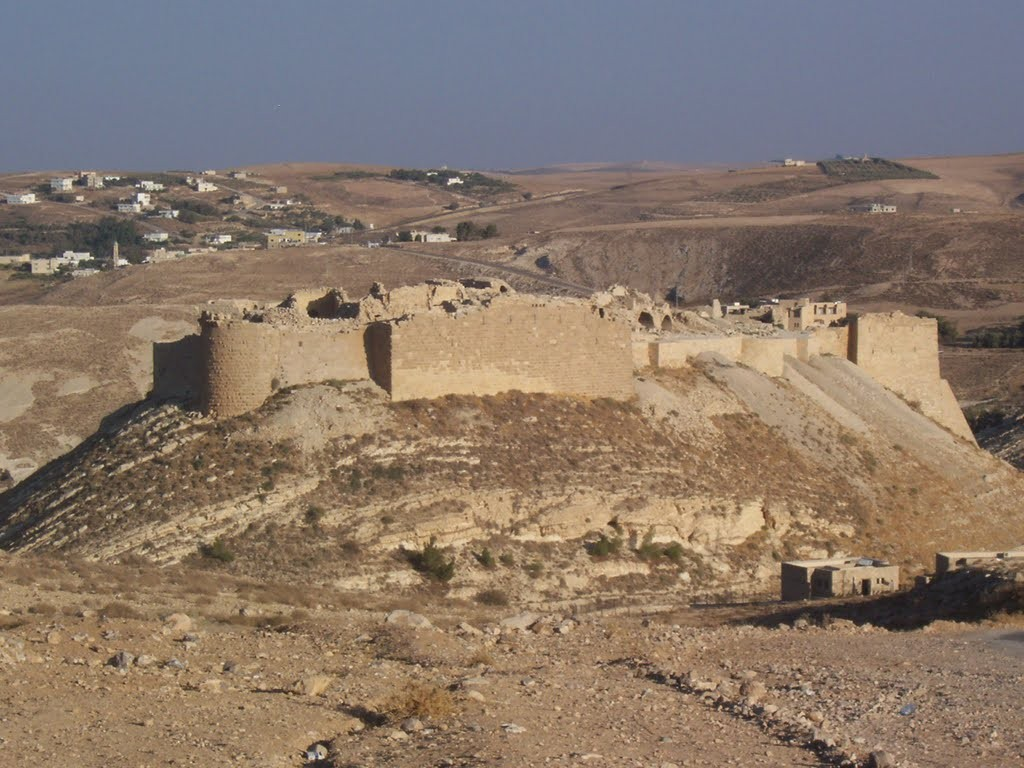 shoubak castle, mont real, jordan, kings highway