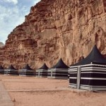 wadi rum night luxury campsite