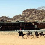 arab revolt train wadi rum