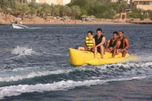 banana boat water sports aqaba jordan