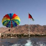 parasailing aqaba red sea water sports