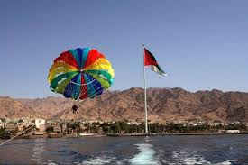 para sailing watersports, high flag aqaba jordan