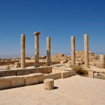 The Ruins of Mukawir holy land biblical site jordan