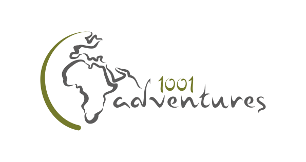 1001 Adventures, Romania logo