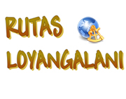 Rutas Loyangalani, logo, Spain