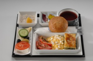 meal on Turkish airlines