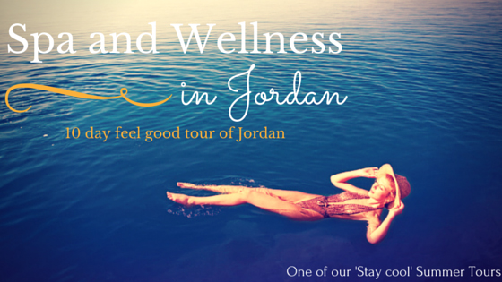 Tours of Jordan, travel, spa and wellness in Jordan