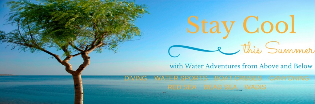 water adventures, summer promotions in Jordan