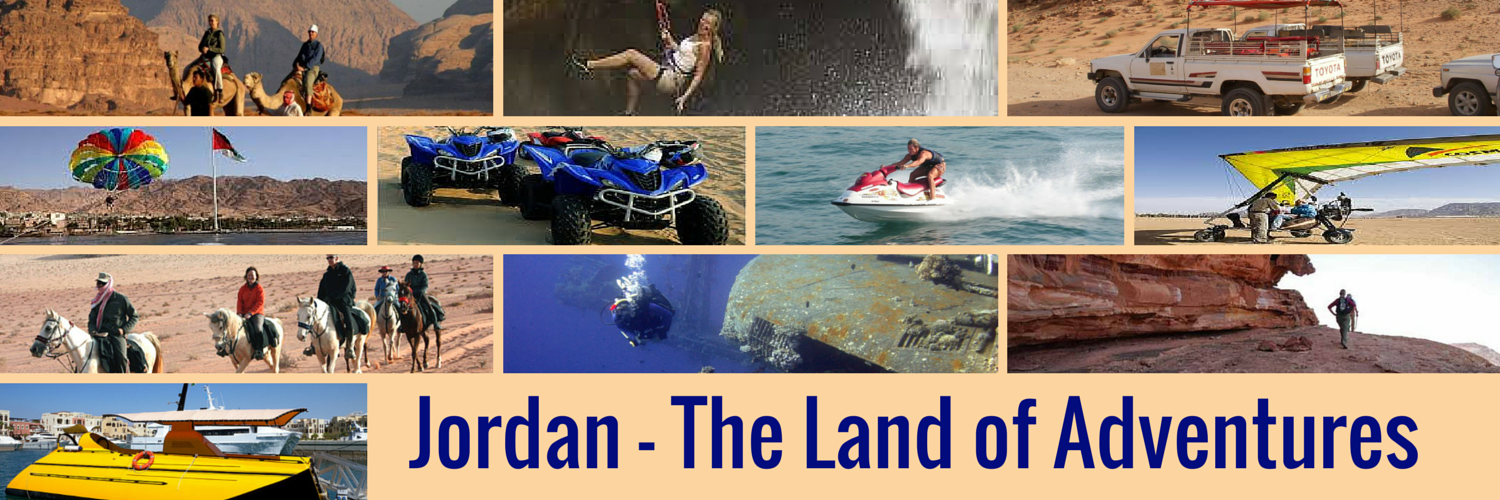 Adventure travel, tours in Jordan, things to do in Jordan
