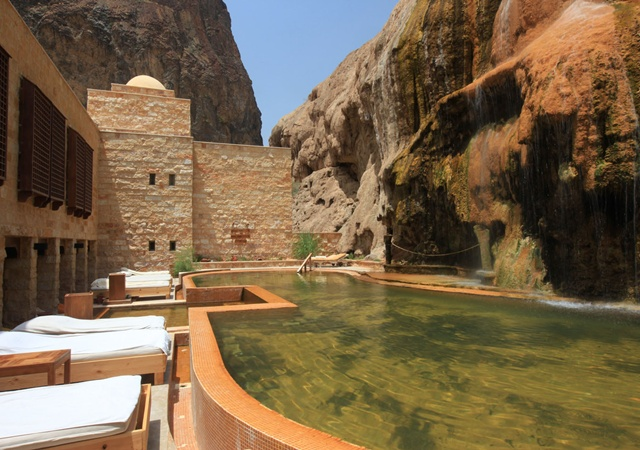 Evason Six Senses Spa Ma'in Jordan
