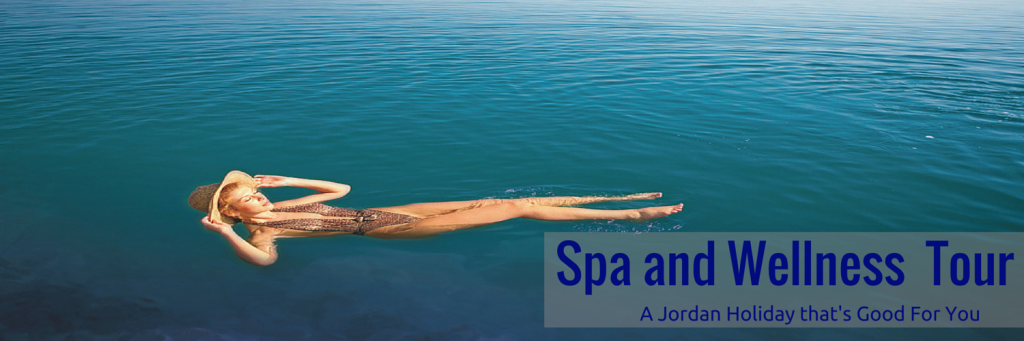 spa and wellness travel Jordan