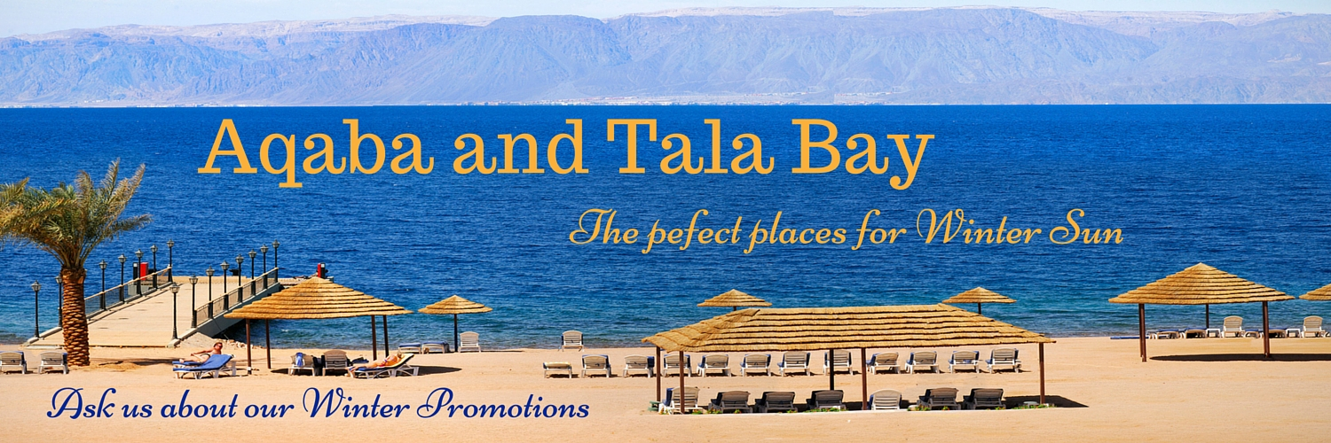 Aqaba Tala Bay travel winter sun