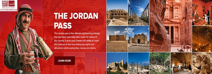Jordan Pass Jordan tourism board