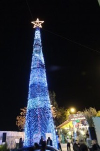 christmas in madaba